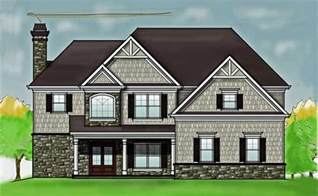 Simple Two Story Houses Placement by 2 Story 4 Bedroom Rustic House Floor Plan By Max Fulbright