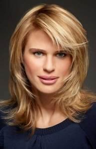 Dégradé Mi Long : coupe de cheveux femme mi long 2017 degrade ~ Melissatoandfro.com Idées de Décoration