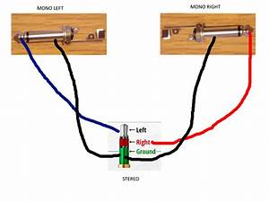 3 5mm Mono Plug Wiring Diagram