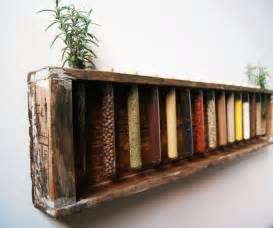 creative storage ideas for small kitchens wooden spice rack creative ideas wooden
