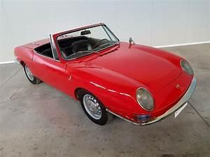 Fiat - 850 Spider  U0026quot Prima Serie U0026quot  - 1966