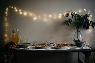 chambre couleur les guirlandes lumineuses de noël en 46 photos