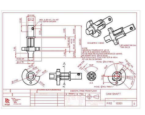 pr designs  drawing