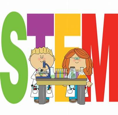 Stem Clipart Education Engineering Subjects Young Learn