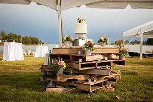 Picture Of cool ways to use rustic wood pallets in your