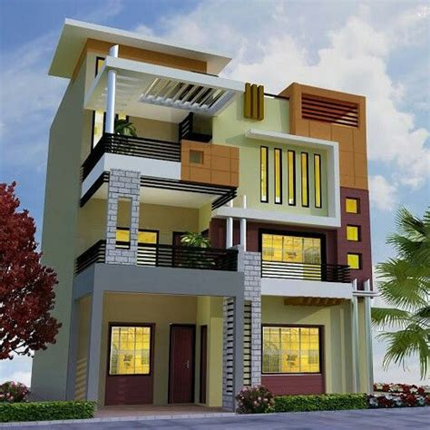 home elevation house home design house design villa bungalow row house  bhk bhk bhk ground