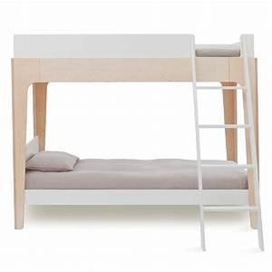 Barriere Lit Superposé : lit superpos perch bouleau oeuf nyc design enfant ~ Premium-room.com Idées de Décoration