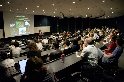 Dr Camille Parmesan's Colloquium In Seminar Room B250 On