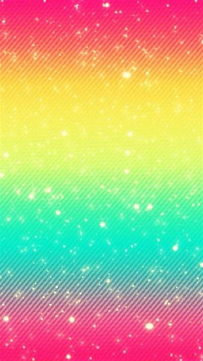 Girly Android Rainbow Iphone Wallpapers Resolution Backgrounds