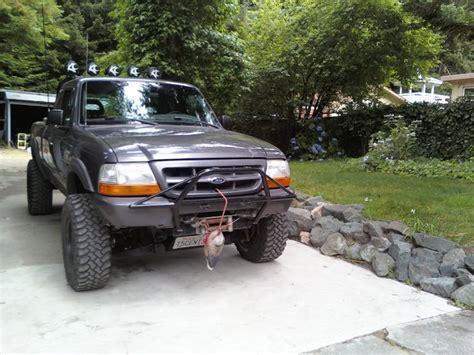 ford ranger with light bar prerunner light bar what do i think ranger forums