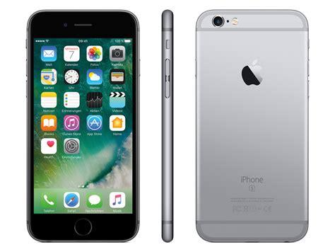 iphone 6s 32gb apple iphone 6s 32 gb space grau kaufen im