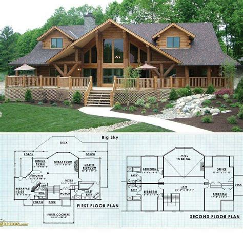 log cottage plans www avcoroofing let us give you a free