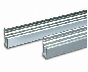 Kit Survitrage Castorama : profil aspect inox pour miroir 2m50 ref bohle bo5208004 ~ Premium-room.com Idées de Décoration