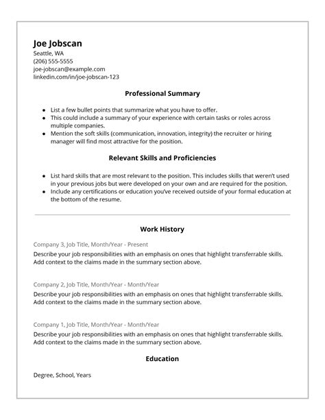 How Do You Spell Resume by Resume Format Highlighting Skills Resume Templates