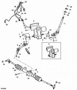 John Deere Gator 825i Power Steering Wiring Diagram