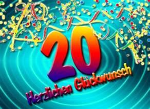 20 geburtstag sprüche 20 geburtstag glückwünsche und sprüche
