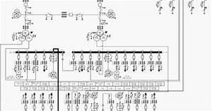 Single Line Diagram Of 110 Kv Olympic Substation