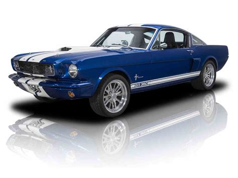 1966 Ford Mustang Gt For Sale  Classiccarscom Cc949707