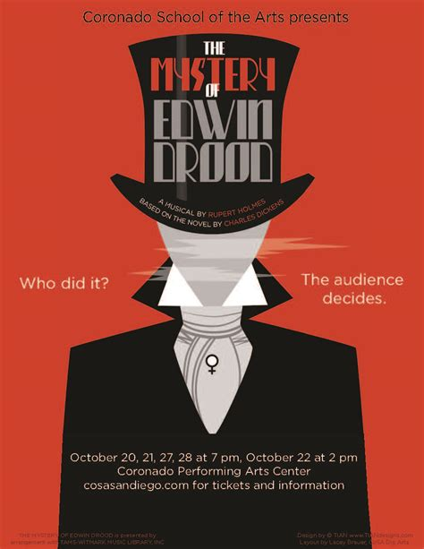mystery edwin drood coronado high school