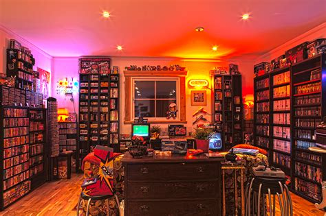 Gameroom : + Epic Video Game Room Decoration Ideas For