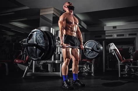 deadlift bar trap workout straight vs muscle bodybuilding academy mass