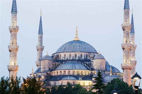 Blue Mosque Information Center In İstanbul İstanbul
