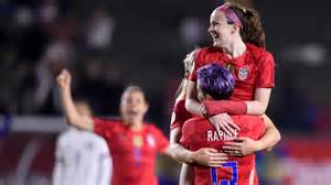 rose lavelle uswnt breakout star    level
