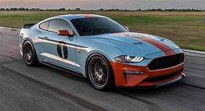 Tennessee Ford Dealer Launches 808 HP Gulf-Inspired Mustang | Carscoops