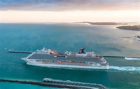 New carnival cruise ship 2018