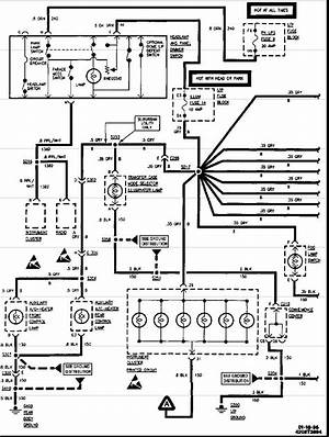 Wiring Diagram For 1996 Chevrolet Z71 3780 Julialik Es