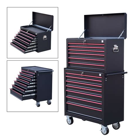 Tool Storage Cupboard by Heavy Duty Tool Storage Cabinet Box Steel Chest 7 Drawers