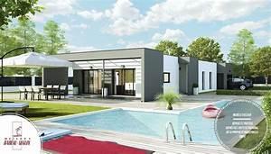 Maison Architecte Plain Pied : maisons babeau seguin constructeur de maisons individuelles ~ Melissatoandfro.com Idées de Décoration