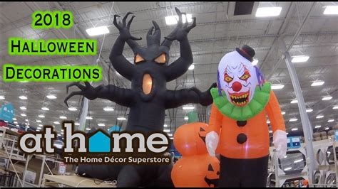 At Home Halloween Decorations 2018