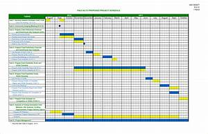 construction schedule template excel ganttchart template With new home construction schedule template