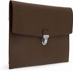 reiss shredder small foldover document holder in brown for With small document holder