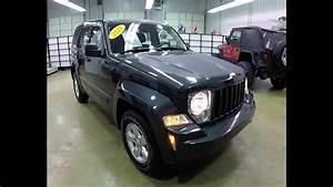 2011 Jeep Liberty Sport 4x4 Charcoal Gray