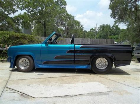 Ford Ranger Convertible Kit by Find Used 1986 Ford Ranger Convertible Pro V8 Show