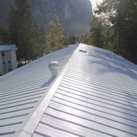 liquid rubber metal roof application waterproofing roof metal roof repair materials