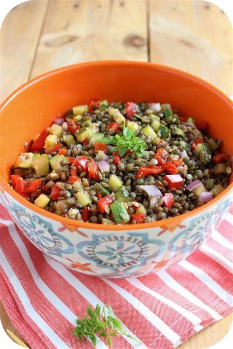cuisine lentilles vertes 1073 best cuisine salades composées et de saisons images