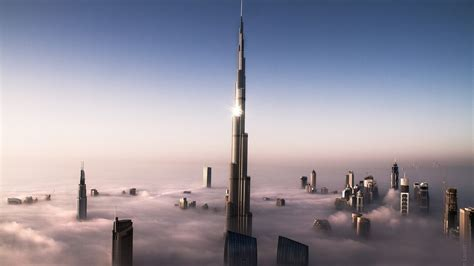 Full Hd Wallpaper Burj Khalifa Tower Dubai, Desktop