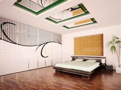 miroir plafond chambre le plafond avec miroir une décoration fantastique pour