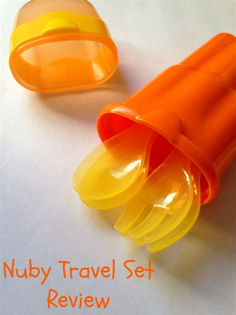 Hiccups And Sunshine Nuby Travel Set Review