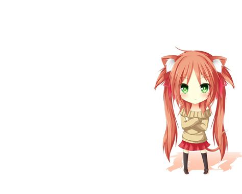 cute chibi wallpaper  wallpapersafari