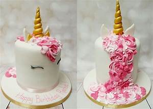 Einhorn Kuchen Deko : eine einhorn torte selber machen und weitere design ideen ~ Eleganceandgraceweddings.com Haus und Dekorationen