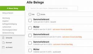 Rechnung Per Email Gültig : lexoffice kassenbuch einfache kassensoftware f r ihre kasse ~ Themetempest.com Abrechnung