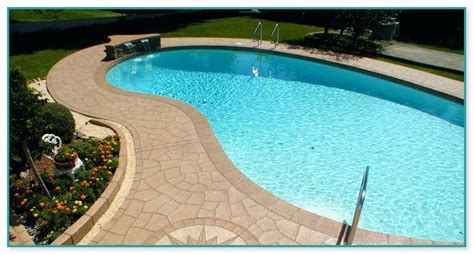 Diy Pool Deck Resurfacing Options by Home Depot Wall Fountains