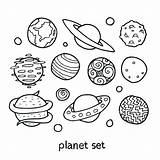 Coloring Planet Pluto Planets Getdrawings sketch template