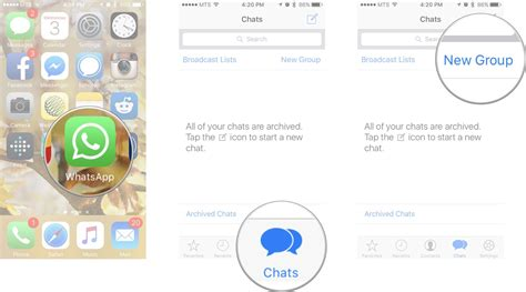 how to start a chat on iphone how to use chat in whatsapp for iphone imore