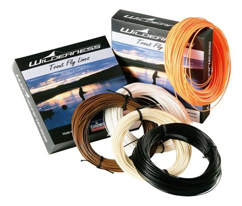 Sink Tip Fly Line Closeout by Clearance Daiwa Wilderness Trout Fly Lines Floating