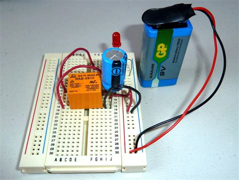 This How You Use Breadboard Build Electronic Circuits